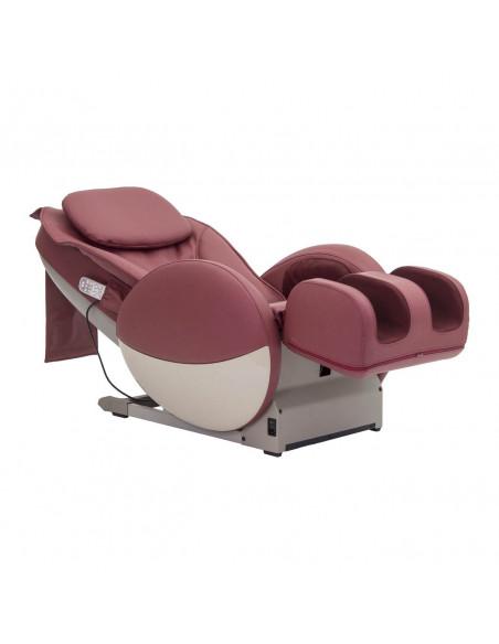 Sillón profesional de masaje, tamaño pequeño, 7 masajes y presoterapia, etc.